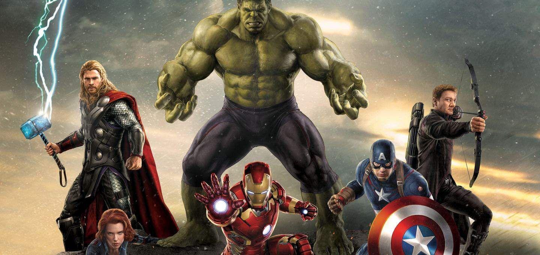 Thor, Hulk, Iron Man, Captain America, Black WIdow, Hawkeye, Marvel, Komiks